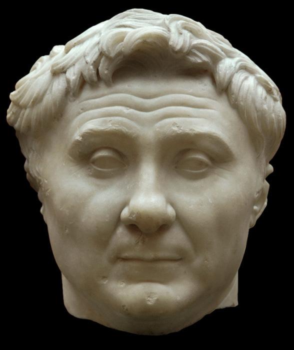 Римский полководец и государственный деятель, сначала союзник, а потом противник Цезаря.