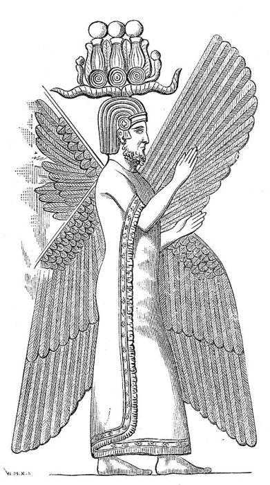 Вождь персидских племён, по преданию он знал в лицо и по именам всех своих воинов.