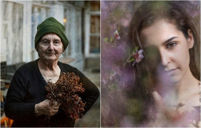 Невероятно красивые фотографии аргентинского фотографа.