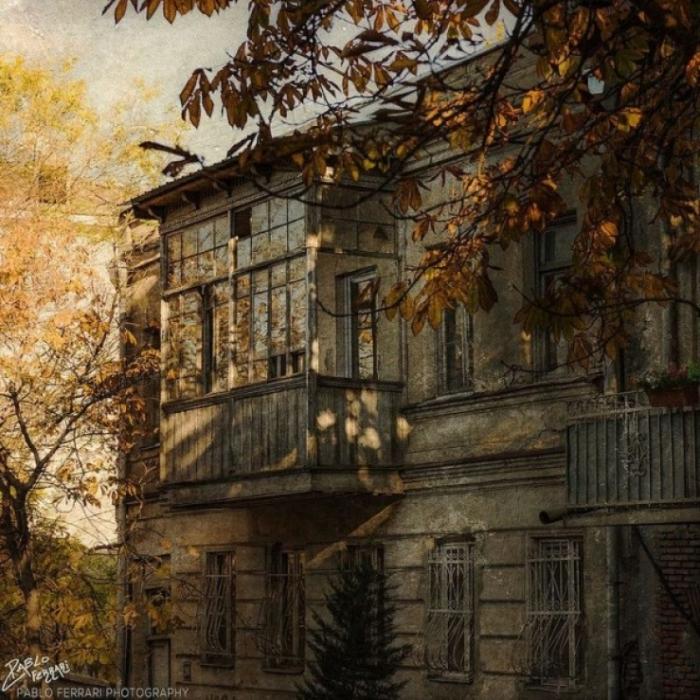 Осень - красивое время года.