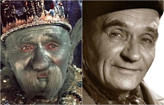 Советский актёр театра и кино известный своими ролями в фильмах-сказках, кроме сказок снимался в основном в эпизодических или второстепенных ролях.
