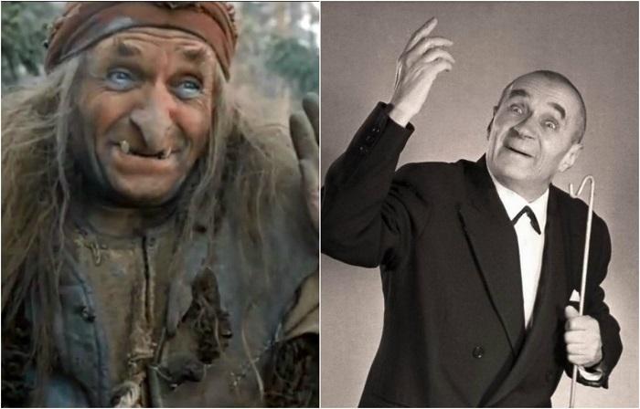 Актер получил широкую известность после ролей в фильмах-сказках, в основном снимался в эпизодических или второстепенных ролях, дублировал и озвучивал мультфильмы.