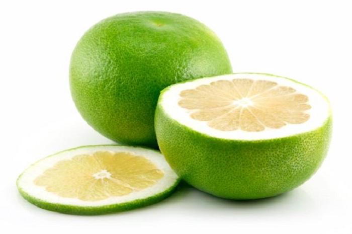 Плод сладкий, большого размера с малым количеством семян, имеет толстую кожуру и импортируется из Израиля.