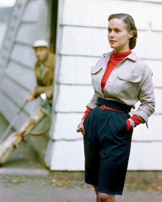 Из коллекции летней одежды, 1949 год.