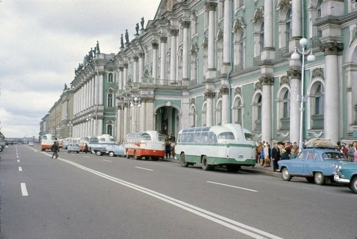 Один из крупнейших в мире музеев не остался без внимания иностранных туристов.