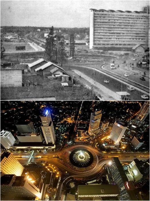 1960 год и сейчас.