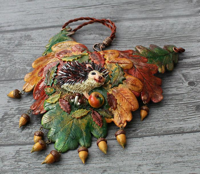 Красивые, яркие и уникальные украшения из полимерной глины пользуются огромной популярностью.