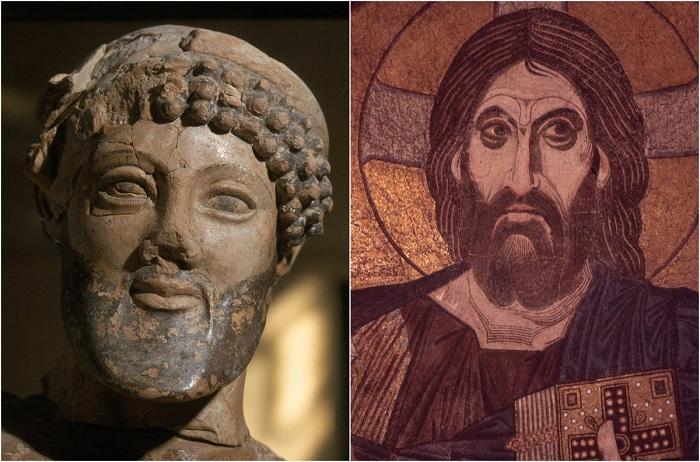 Греческие древности.