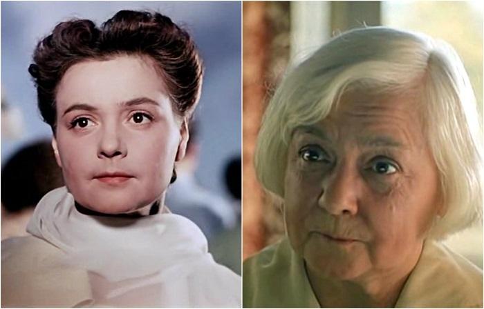Животновод Наталья Сергеевна Калинина - роль, которая сделала актрису знаменитой.