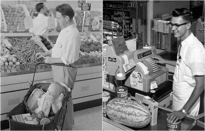 Самообслуживание - популярный способ покупки продуктов.