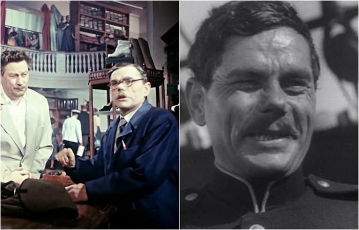 Актер снялся в более сорока кинокартинах, но многие его роли были эпизодическими, такие как продавец обуви.
