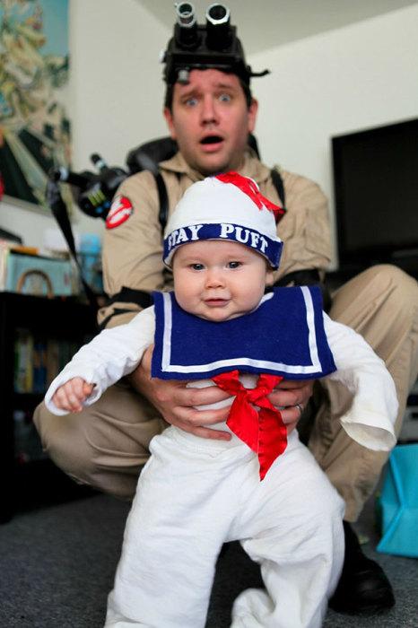 Хэллоуин-это современный праздник, на котором фантазия людей отрывается по полной.