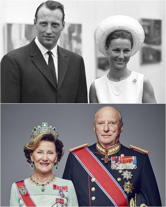 Главные причины преданности норвежцев своему правителю-глубокая верность короля стране, забота о благе каждого жителя Норвегии.