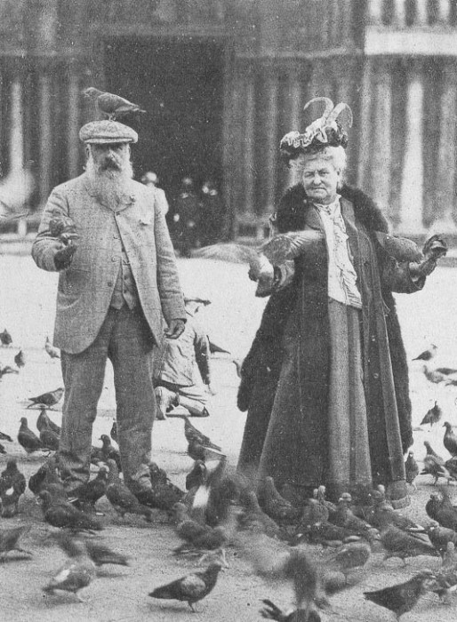 Венеция, 1908 год.