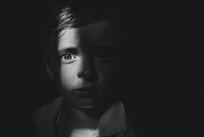 Детские фото, отмеченные жюри конкурса The B&W Child Photography 2016.