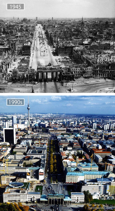 1945 и 1990 годы.