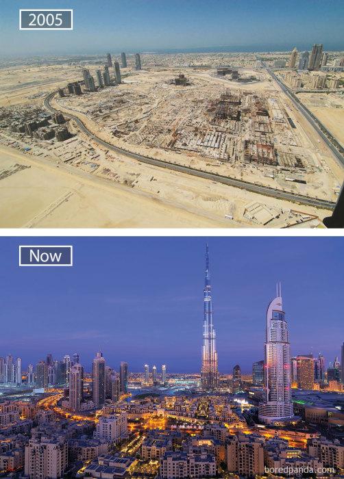 2005 год и в настоящее время.