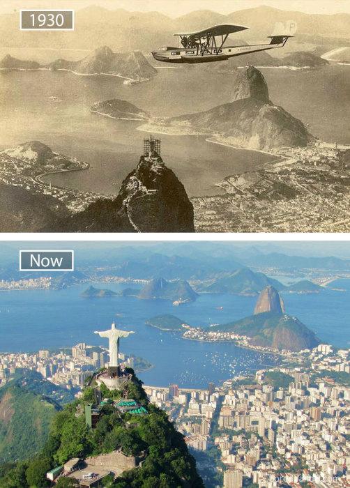 1930 год и теперь.