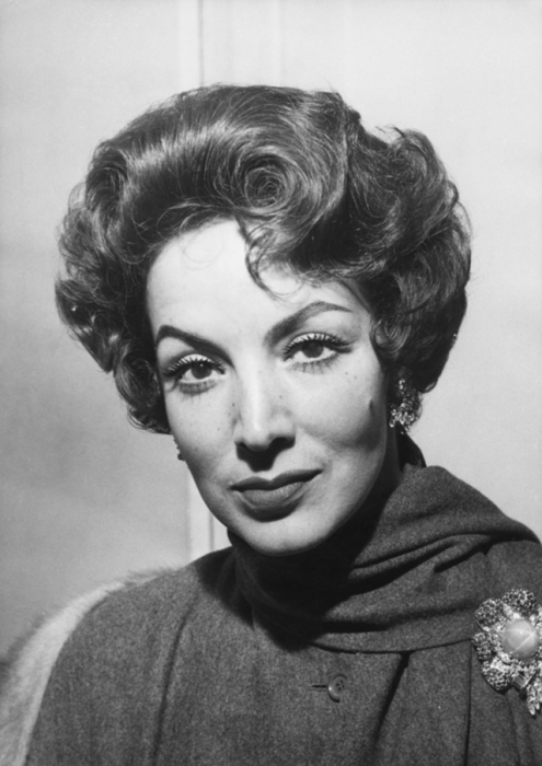 Значимая актриса золотого века мексиканского кино - 1940-1960-х годов.