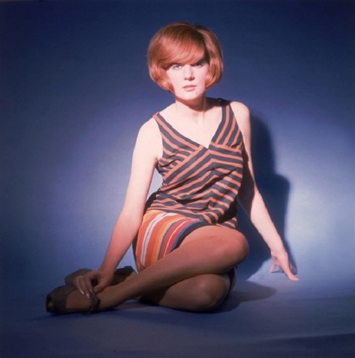 Одна из самых любимых поп-рок-исполнителей в Англии в конце 60-70-х.