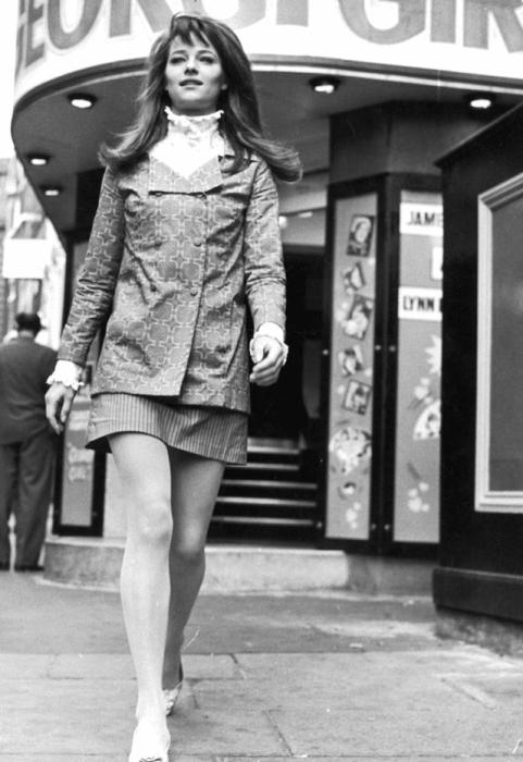 Ведущая актриса мирового кино середины 60-х годов.