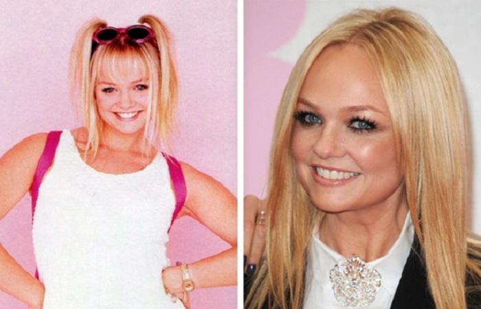 Британская певица, автор песен, участница группы «Spice Girls».