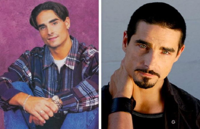 Участник группы «Backstreet Boys».