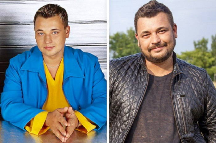 Солист российской поп-группы «Руки Вверх!».
