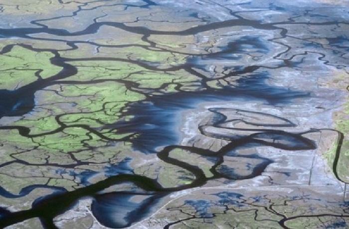 Аэрофотографий Земли.