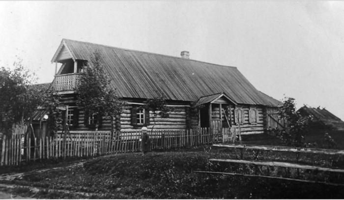 Большой деревенский дом в Кенюзе.