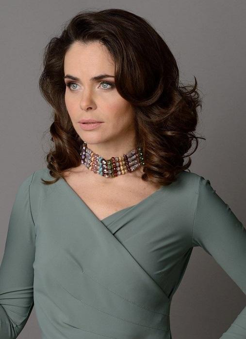 Актриса, модель, телеведущая, прославилась благодаря участию в первом проекте «Последний герой». /Фото: keeno.tv