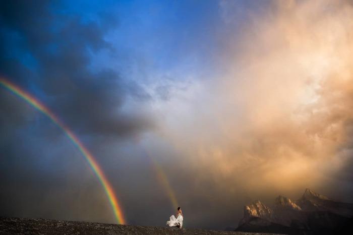 Автор снимка и абсолютный победитель конкурса – канадский фотограф Эрика Манн (Erika Mann).