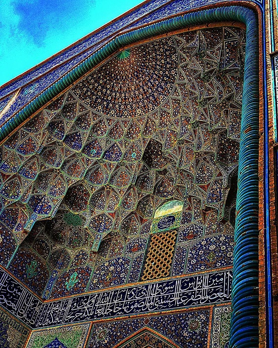 Памятник персидской архитектуры первой половины XI века.