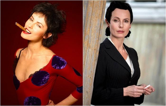 Будущая актриса росла в творческой семье, посещала класс игры на фортепиано в музыкальной школе и занятия танцами, а в 1986 году поступила в театральное училище.