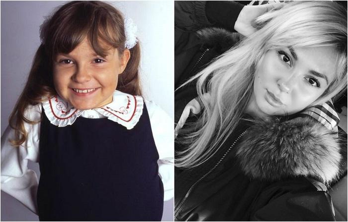10-летняя актриса сыграла младшую дочь продюсера Максима Шаталина – Ксюшу в ситкоме «Моя прекрасная няня».