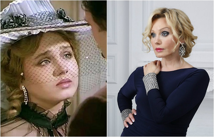 Для актрисы роль Долли Шиншеевой стала второй заметной работой после участия в сериале «Зимняя вишня-2».