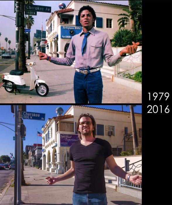 Первый клип, после которого,  в 1979 году, о Майкле Джексоне узнал весь мир.