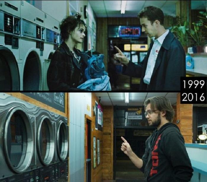 Место съемки одной из сцен культового американского кинофильма.