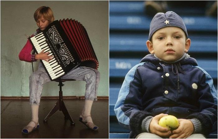 Документальные фотографии французского фотожурналиста Жан-Поля Гийото.