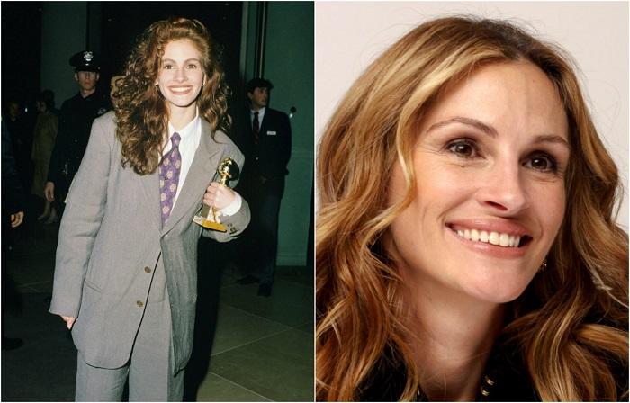 Знаменитая американская актриса с обезоруживающей улыбкой, фильмы которой неизменно пользуются большой популярностью.