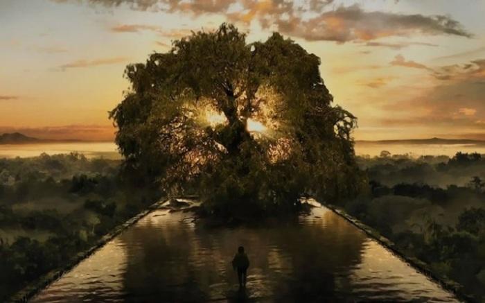 Кадр из фантастической драмы американского режиссера и продюсера Даррена Аронофски (Darren Aronofsky).
