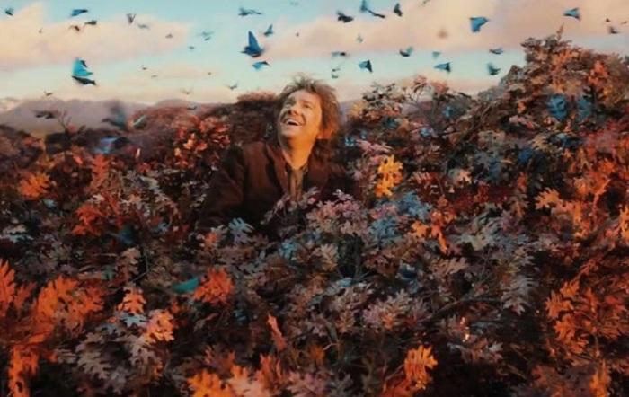 Кадр из приключенческого фэнтезийного фильма новозеландского режиссера Питера Джексона (Peter Jackson).