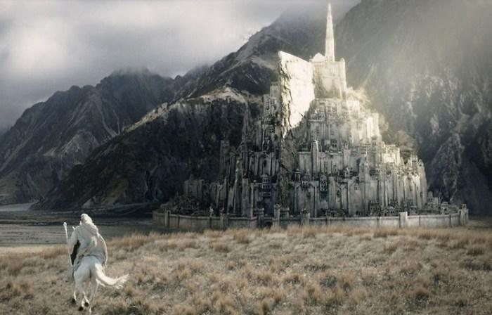 Кадр из фэнтезийного фильма новозеландского режиссера и сценариста Питера Джексона (Peter Jackson).