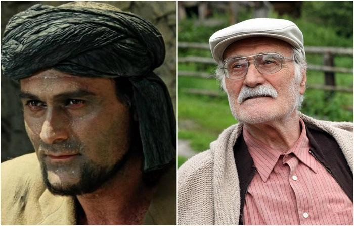Грузинский актер дебютировал в кино в 1956 году во время обучения в Тбилисском театральном институте.