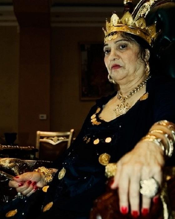 Столько золота не каждая королева может себе позволить.  Автор фото: Максим Беспалов.