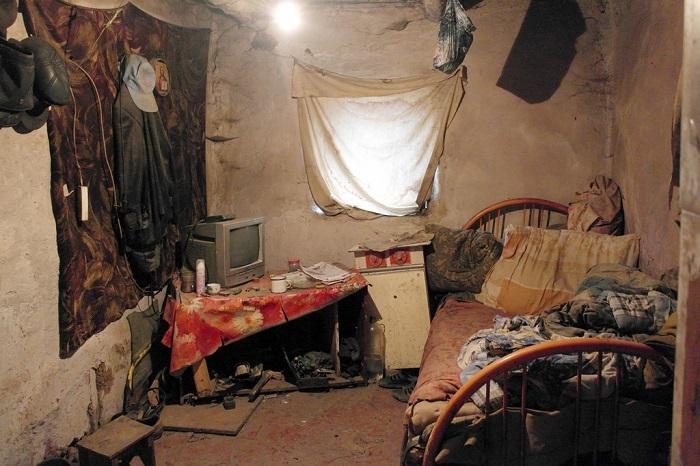 А вот такое жилье домом вряд ли можно назвать. Автор фото: Максим Беспалов.