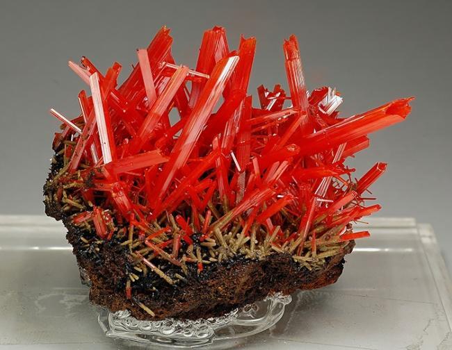 Минерал-цветок, который считается «женским» минералом.