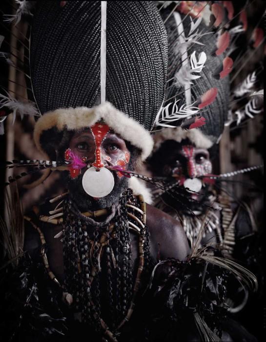 Старейшины, сохранившие многовековые традиции своих предков.