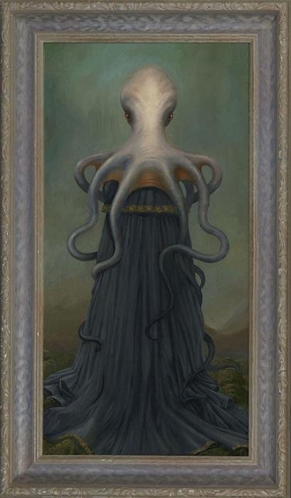 Автор картины – американский художник Скотт Масгров (Scott Musgrove).
