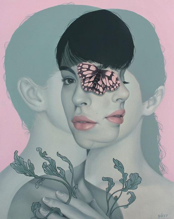 Автор картины – канадская художница Сара Йонкас (Sarah Joncas).